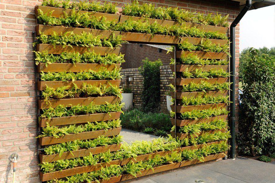 Verticale Tuin Maken : Verticale tuin anders tuinieren garden playground