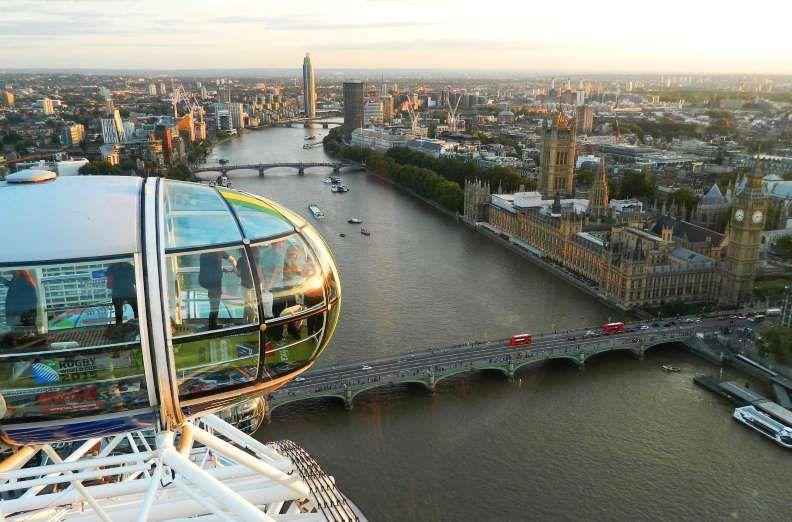Londres (Reino Unido) - Quando se pensa na capital do Reino Unido, muitas vezes nos vêm à cabeça ima... - Foto: Ticiana Giehl e Marquinhos Pereira/Desempacotados