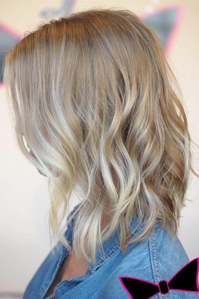10 Medium Length Hairstyles For Thin Hair