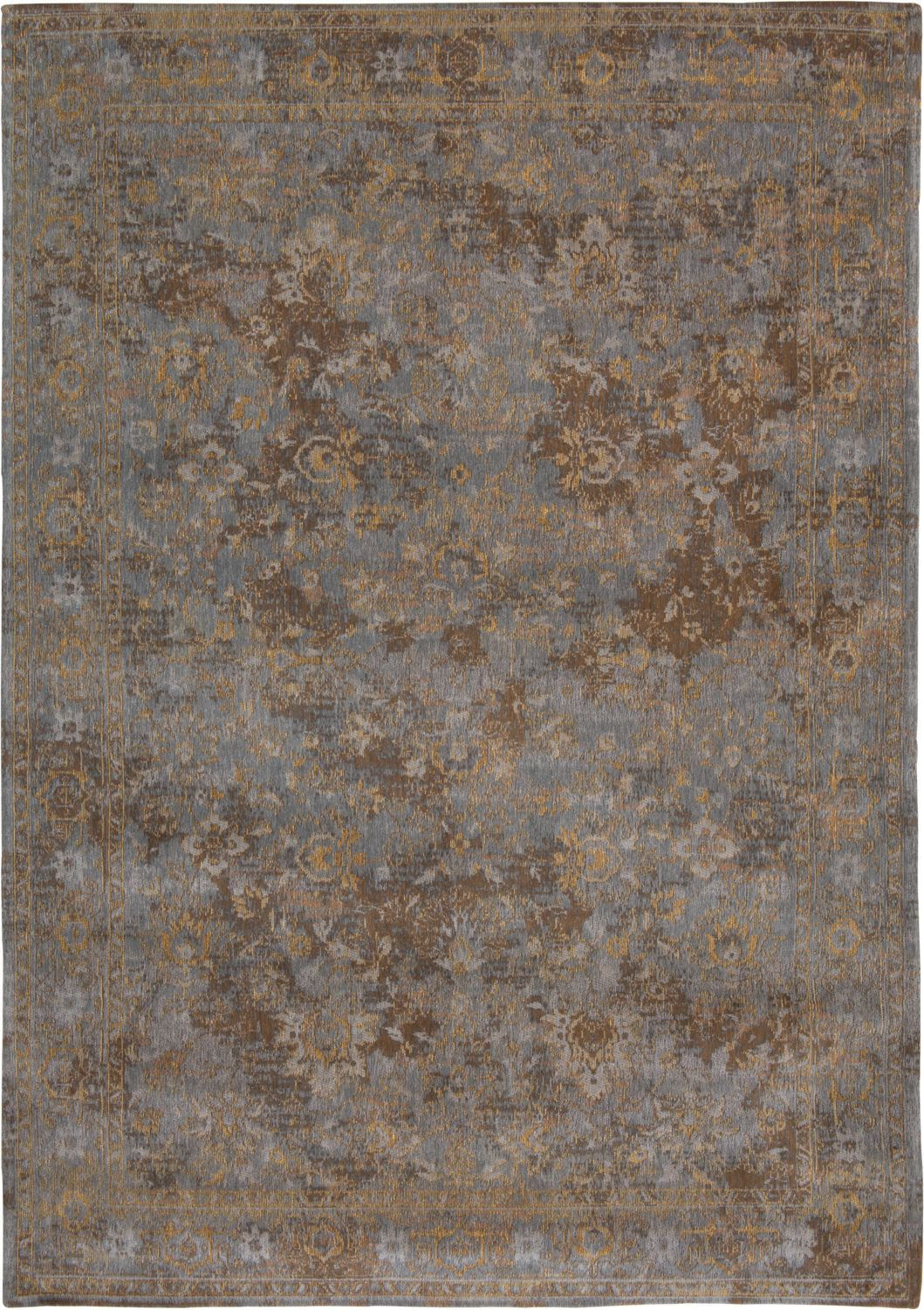 Louis De Poortere Fading World Gray Transitional Rug From The Louis De Poortere Rugs Collection At Modern Area Rugs Beige Rug Patterned Carpet Modern Area Rugs