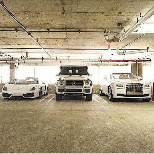Luxury Car Obsession: Lamborghini Gallardo, Mercedes Benz G Wagon And Rolls