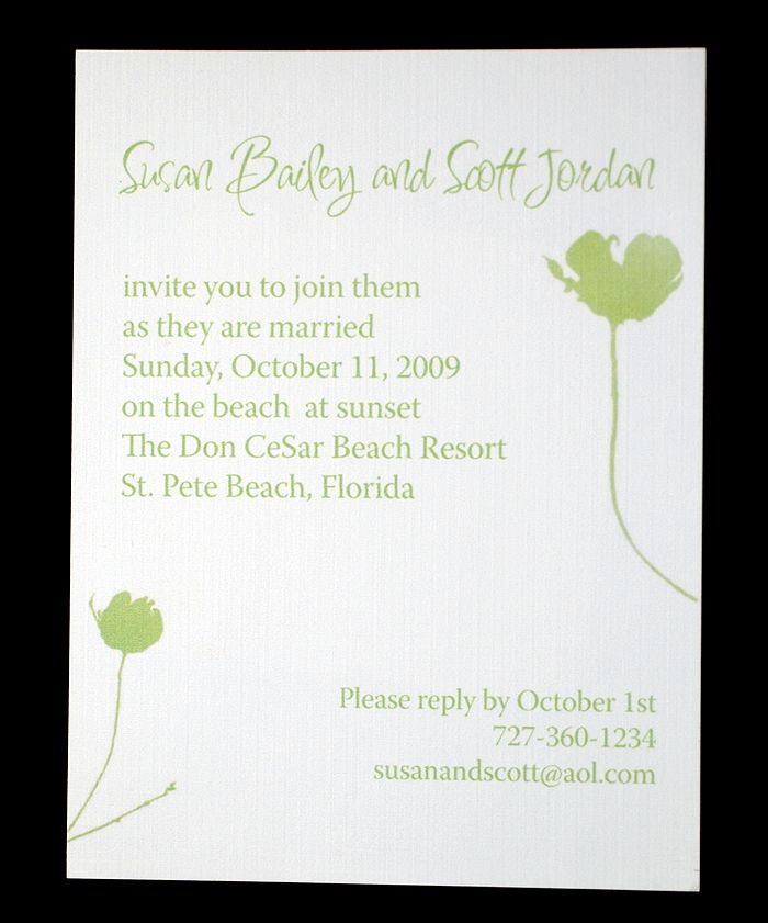Cruise Wedding Invitation Wording | Wedding Images | Pinterest ...