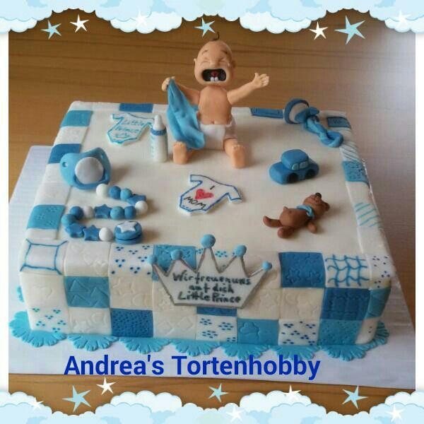 Baby Shower cake ,Babyparty Torte