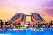 Revelion 2018 In Turcia Miracle Resort Turkey Resorts Hotels And Resorts