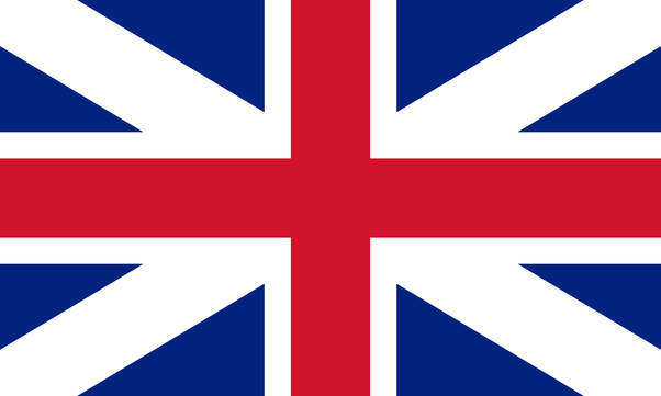 Why Are There Two Flags Of England Quora Britain Flag England Flag