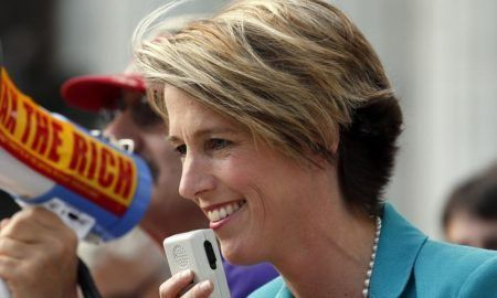 Sanders Democrat, Zephyr Teachout wins her primary in NY 19th district. Bravo NY!