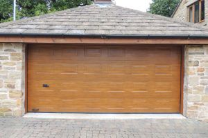 Oak Double Garage Doors | http://pamelaspice.us | Pinterest | Double ...