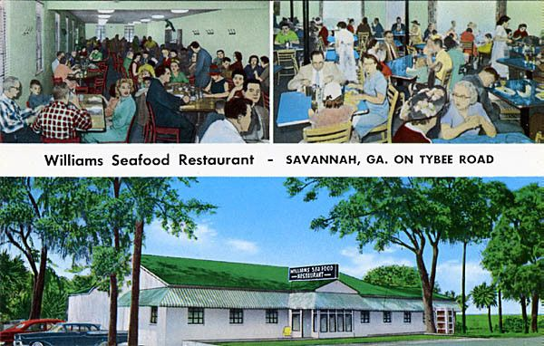 Williams seafood restaurant savannah ga on tybee road for Fish restaurants near me now