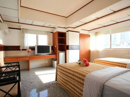 Good Friend Business Traveler Hotel Taoyuan, Taiwan