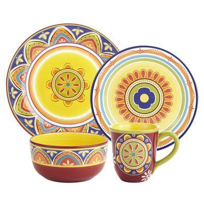Mexicali Dinnerware  sc 1 st  Pinterest & Mexicali Dinnerware | My Style | Pinterest | Dinnerware Kitchens ...