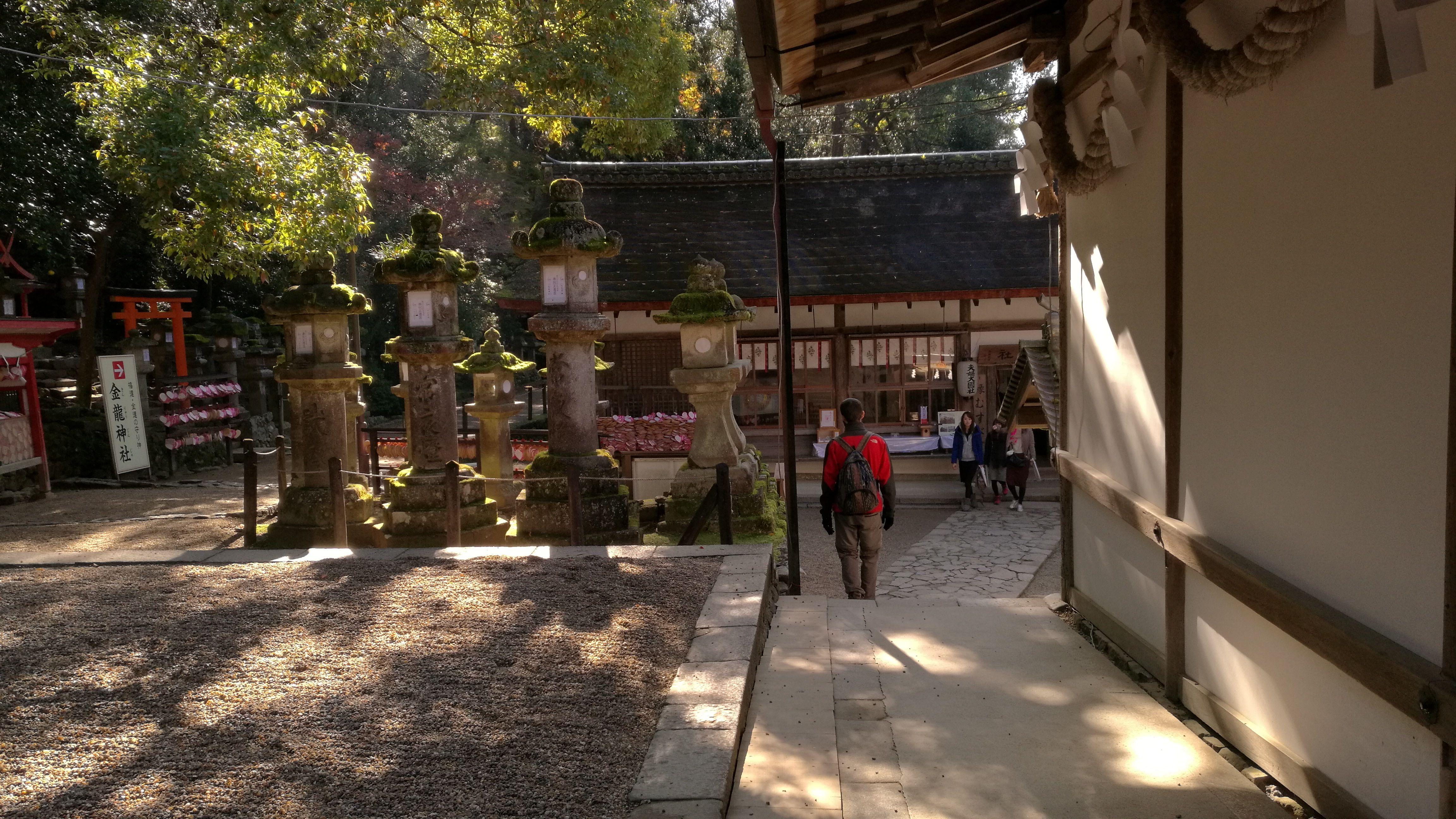 Paseando por Nara