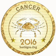 Cancer 2016 forecasts that this is a good year for development so do not hold yourself back.