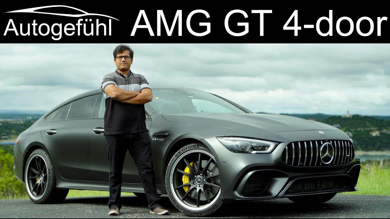 Mercedes Amg Gt 4 Door Coupe Full Review Amg Gt 63s 4 Turer