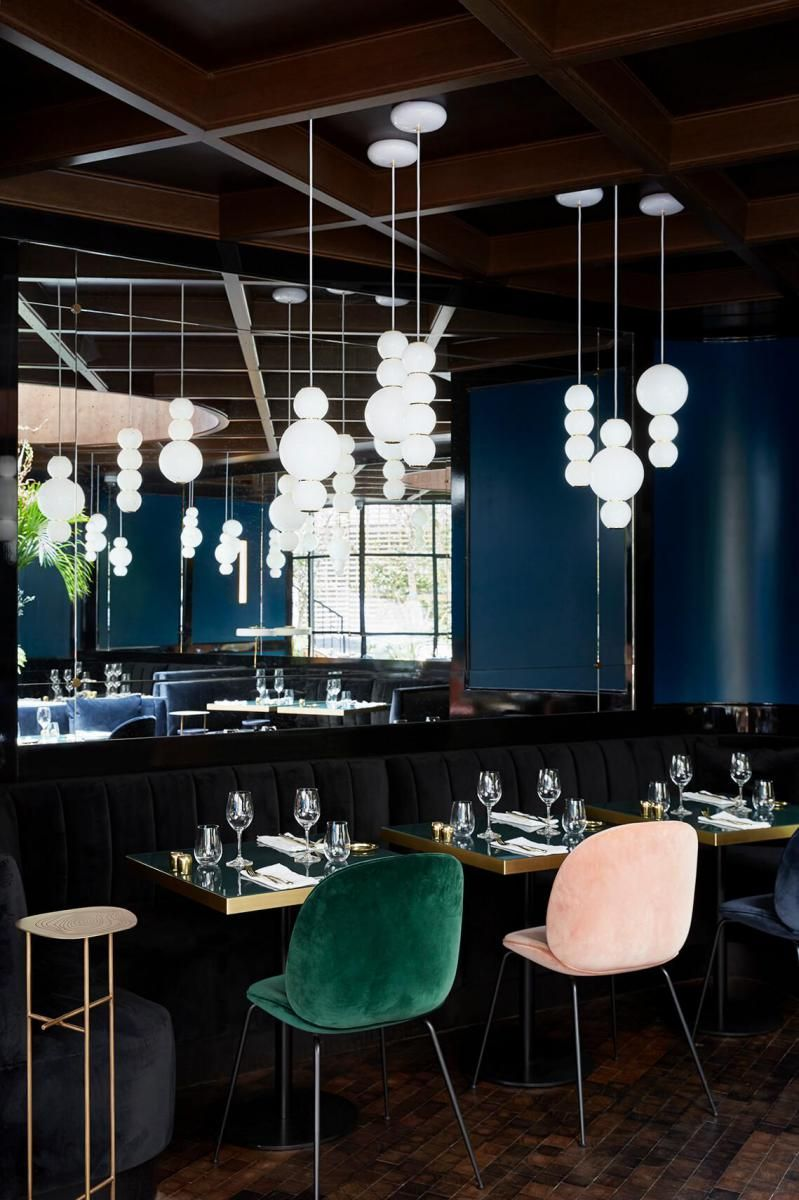 le roch hotel u0026 spa restaurant design interior pinterest