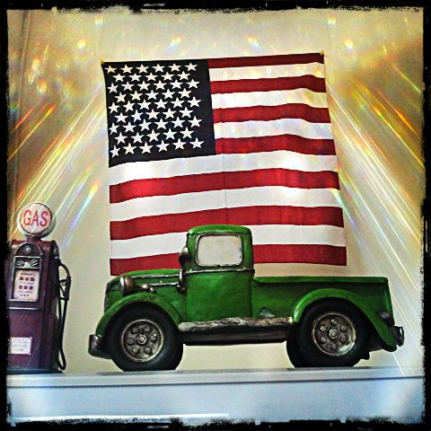 Truck #America #Madrid