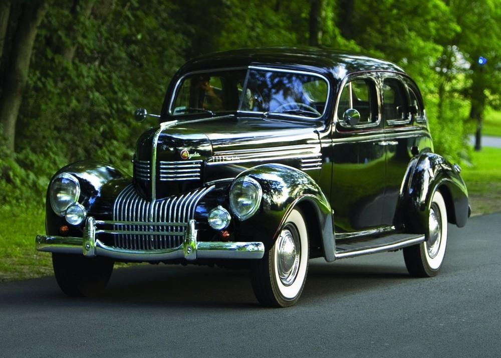 1939 chrysler new yorker classic cars pinterest. Black Bedroom Furniture Sets. Home Design Ideas