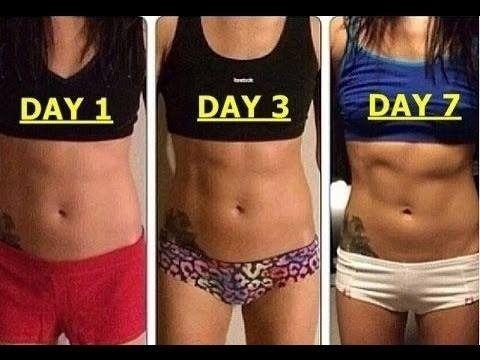 Lose 5kg fat