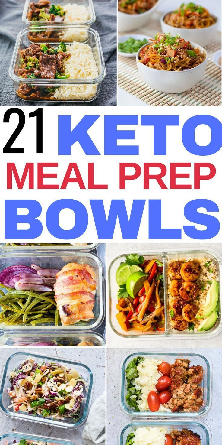 21 Keto Meal Prep Recipes Thatll Make It Easy to Burn Fat