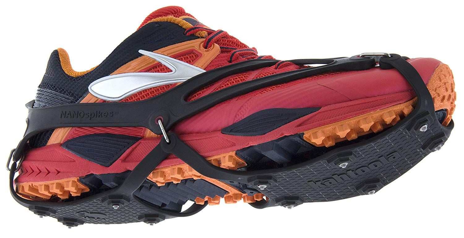 Red X-Large Kahtoola MICROspikes Traction System
