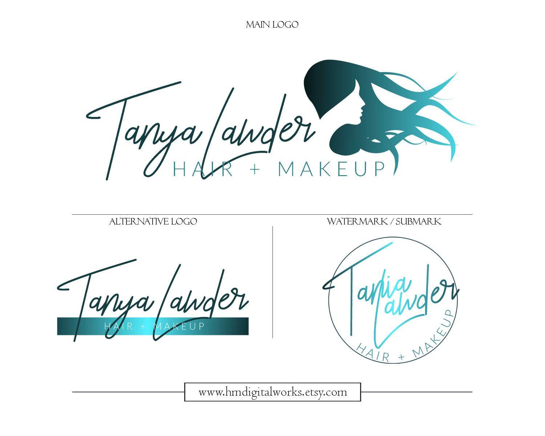 Logo Watermark Branding Kit Package design no. 118