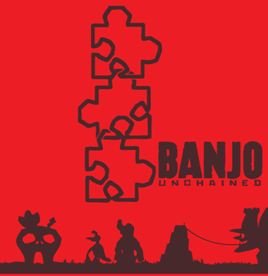 Today S 10 Tee A Beautiful Mashup Of Django Unchained And Banjo Kazooie Game Check Out Our Today S Shirt Banjo Unchained Des Poster Prints Prints Poster
