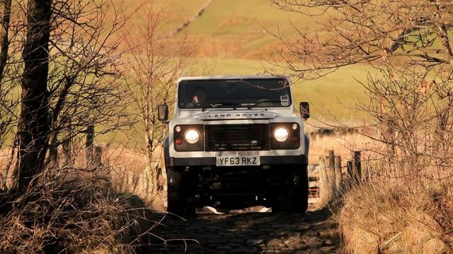 A short commercial which takes you on an epic journey across stunning Yorkshire Dales Scenery.  Filmed for Ripon Land Rover in a NEW 63 2.2tdci Defender.  Where does your defender take you?  films@truenorthdesign.co.uk