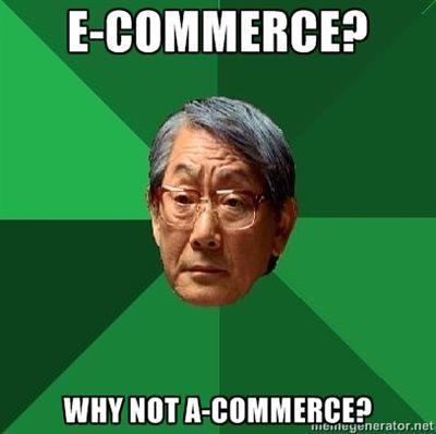 E-Commerce Meme