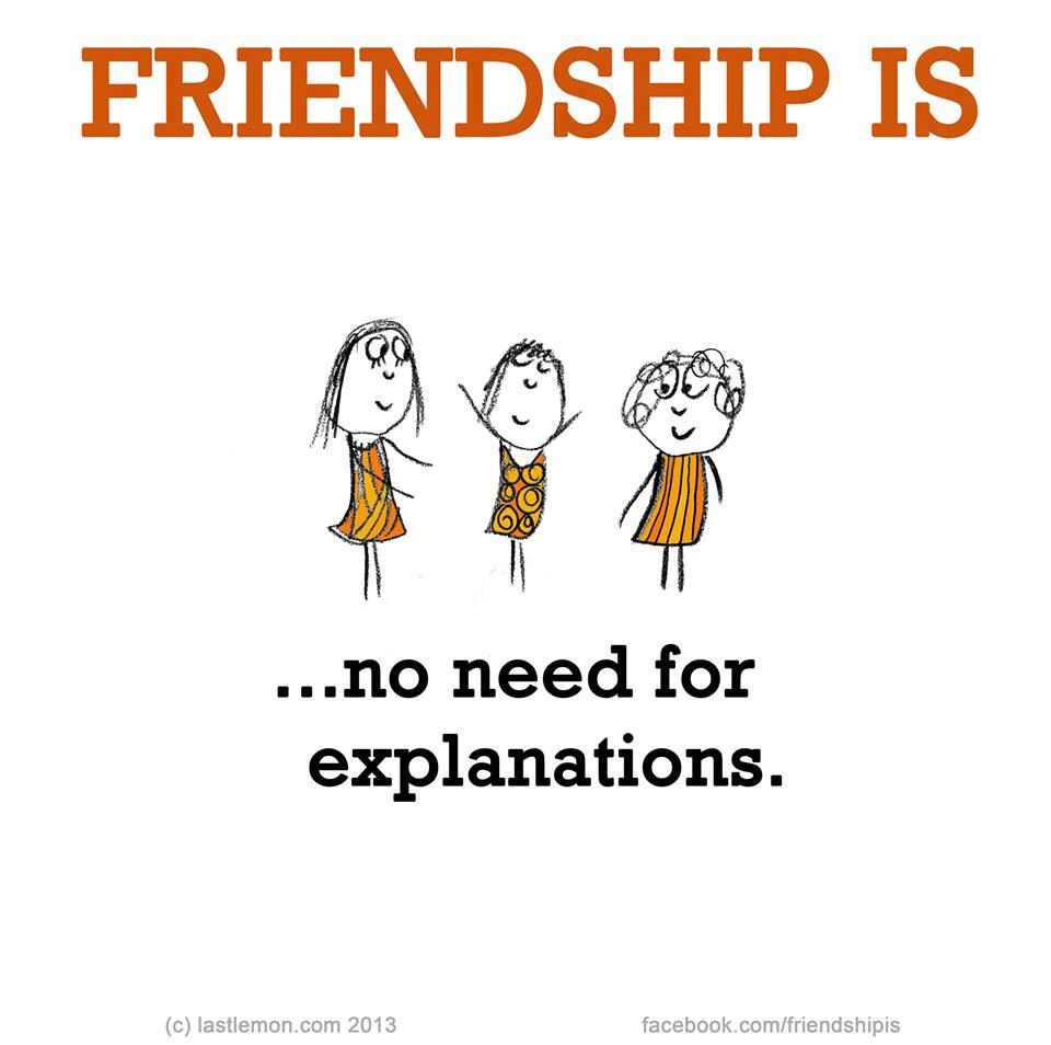 Funny Quote About Friendship Friendship Is Friendship  Pinterest  Friendship And
