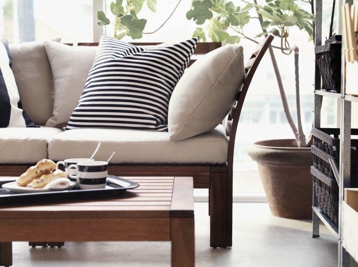 pplar hoekelement ikea welkombuiten balkon tuin bank lounge buiten buiten ikea. Black Bedroom Furniture Sets. Home Design Ideas