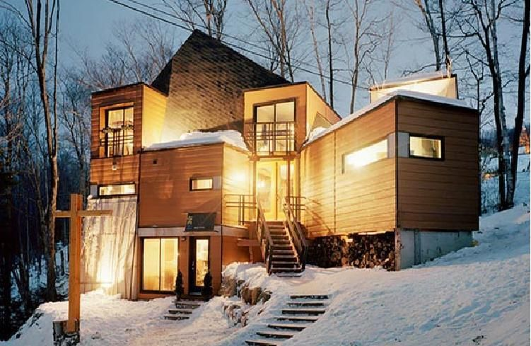In Container Homes Winter Is AlwaysOutside