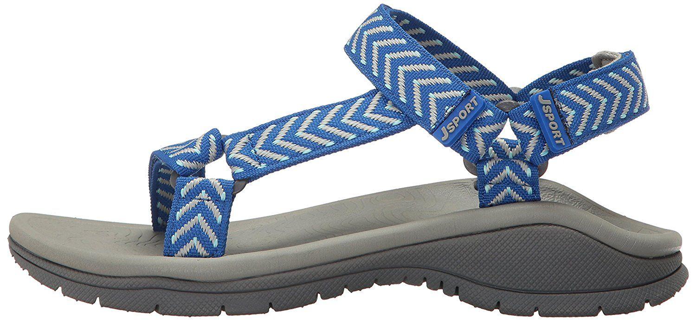 0a77471c24620 JSport by Jambu Women's Navajo-Water Ready Flat Sandal >>> Want to ...