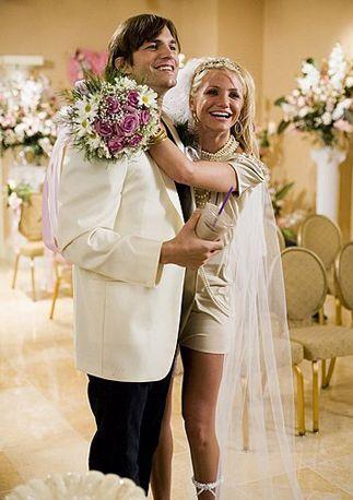 Cameron Diaz Movie Wedding Dresses Wedding Movies Vegas Wedding Dress