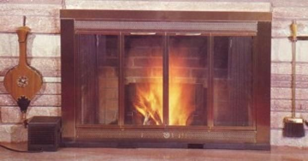 With a Fireplace Radiator Blower there is a way to get more heat from your fireplace besides installing a large wood stove insert.  Install a Fireplace Radiator and feel the warmth at less than the cost of wood stove inserts. This model is designed for ma