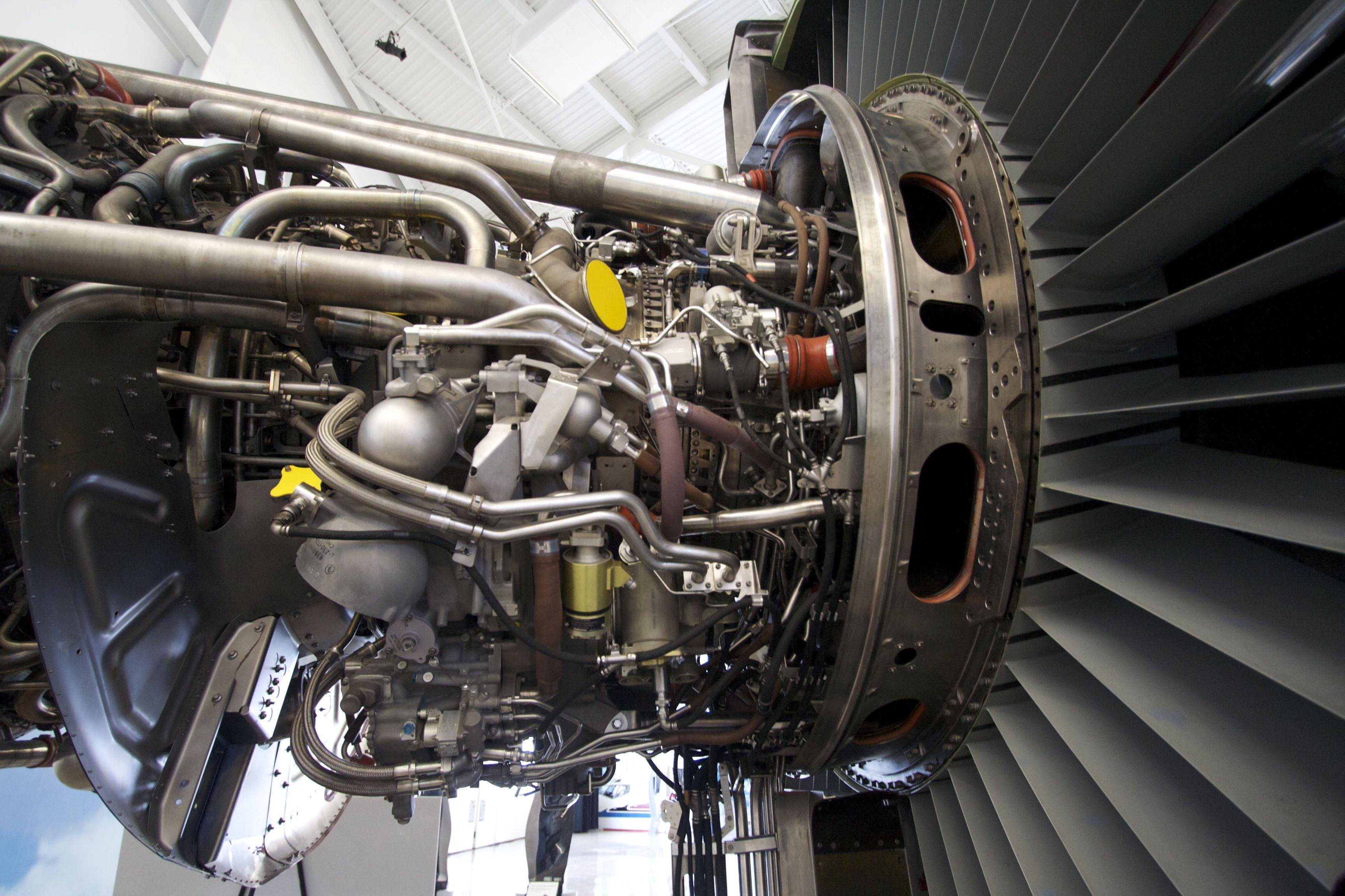 Jet Engine …