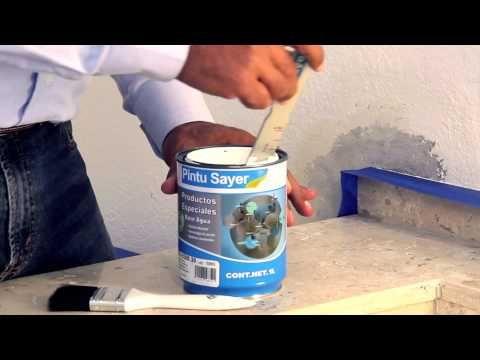 Como Acabar Con Las Termitas En La Pared Como Reparar Una Pared Con Humedad Youtube Quitar Moho Pared
