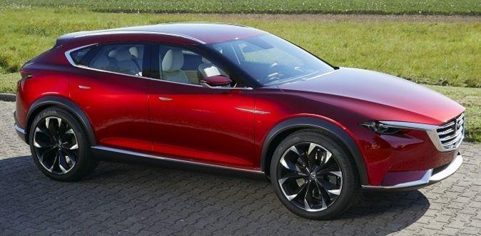 Mazda CX-4. de momento, para el mercado chino 2016 Mz 14