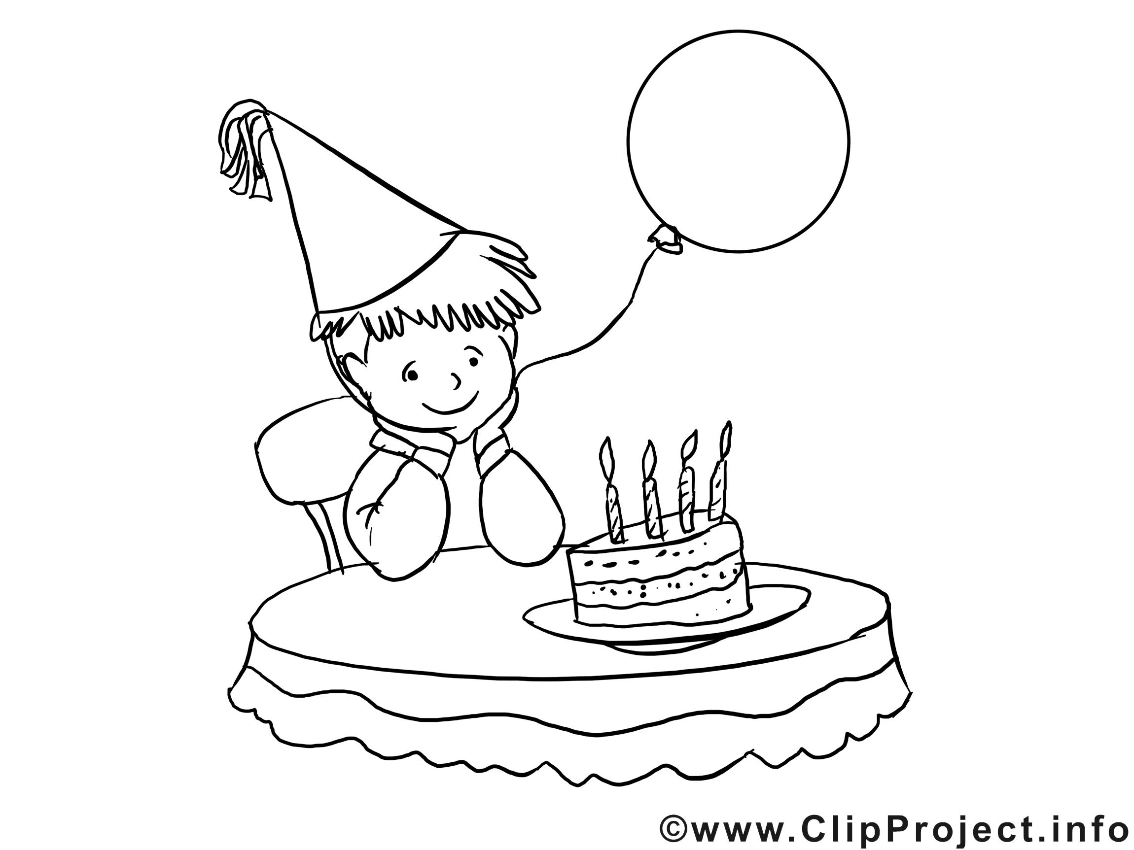 Malvorlage Geburtstag   Happy Birthsday coloring   Pinterest ...