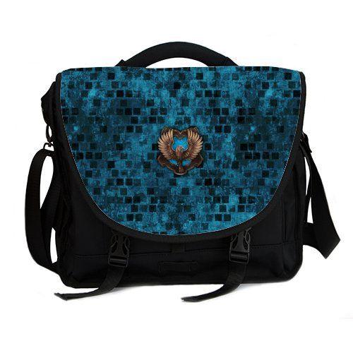 Harry Potter Ravenclaw Messenger Bag-IKO1708-IKON COLLEC