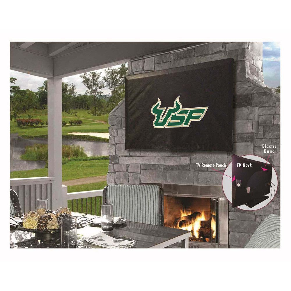 South Florida Bulls Indoor/Outdoor TV Cover