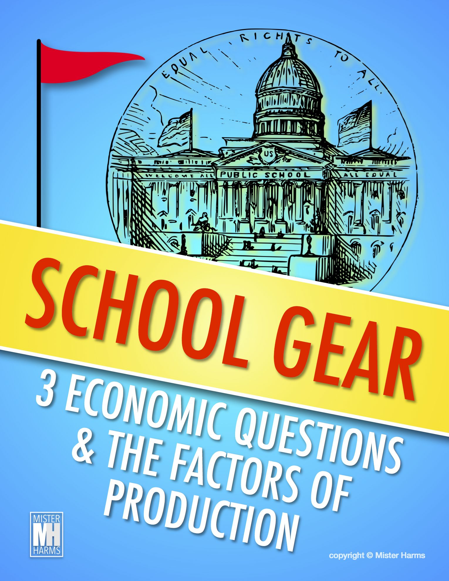School Gear 3 Economic Questions And The Factors Of