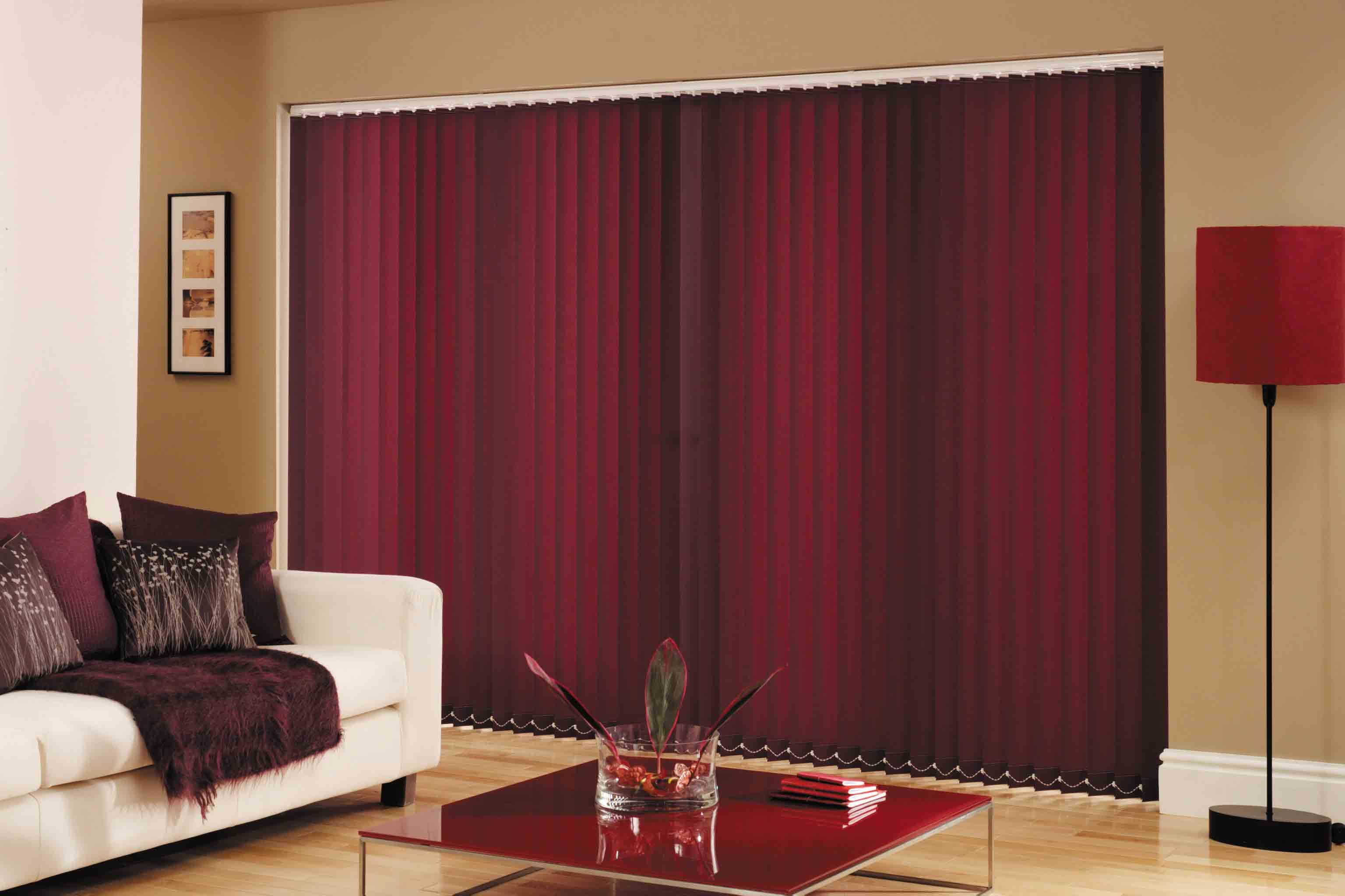 Classy Vertical Blinds And Curtains Pictures Idea Decor And Remodel Rh  Pinterest Ca