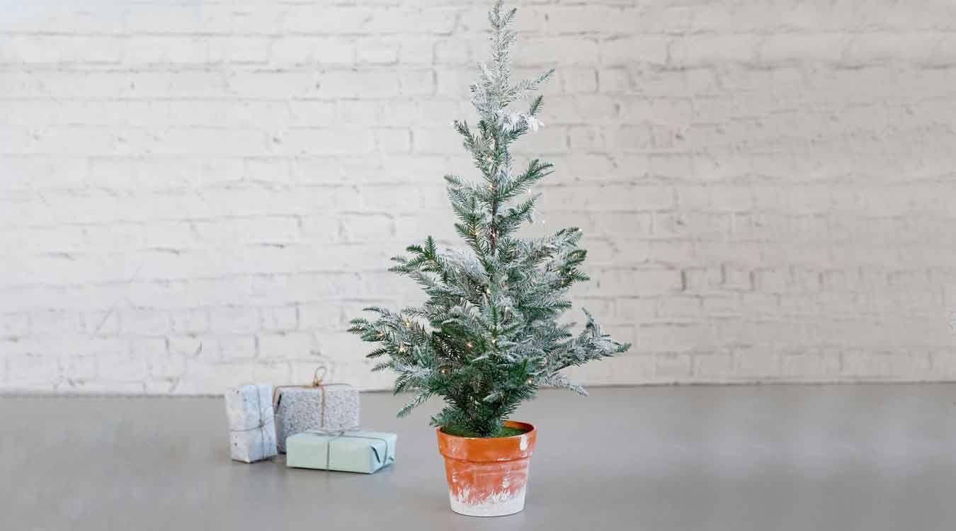 Weihnachtsbaum H 90 cm