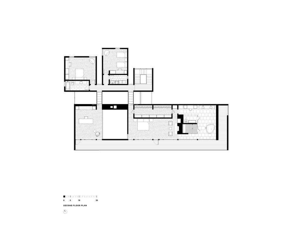 Gallery of Riggins House / Robert M. Gurney Architect - 25 ...