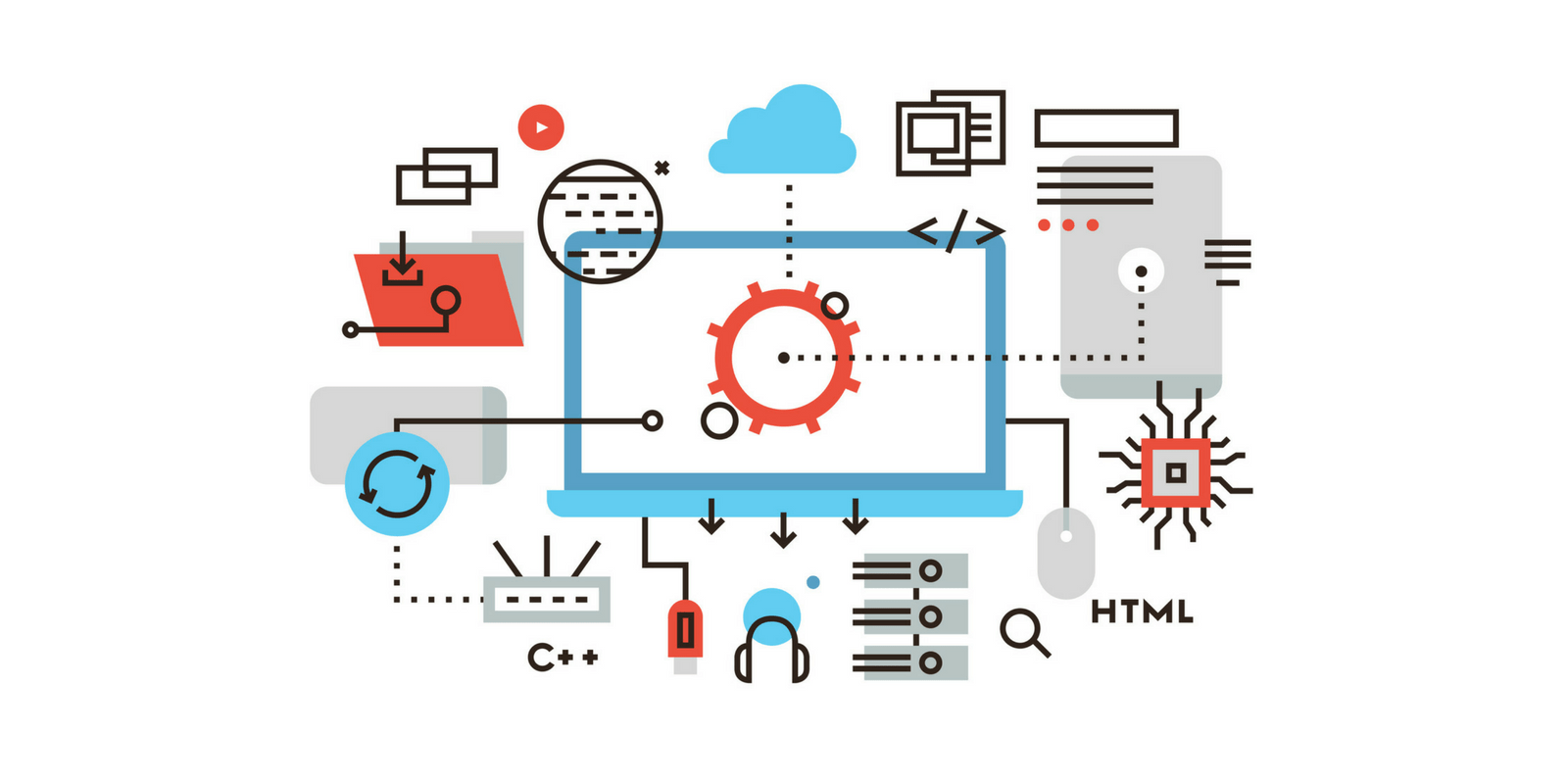 Software Solution Design Process Always Targets Reuse Of Components And Modules To Speed Cloud Computing Technology Web Technology Object Oriented Programming