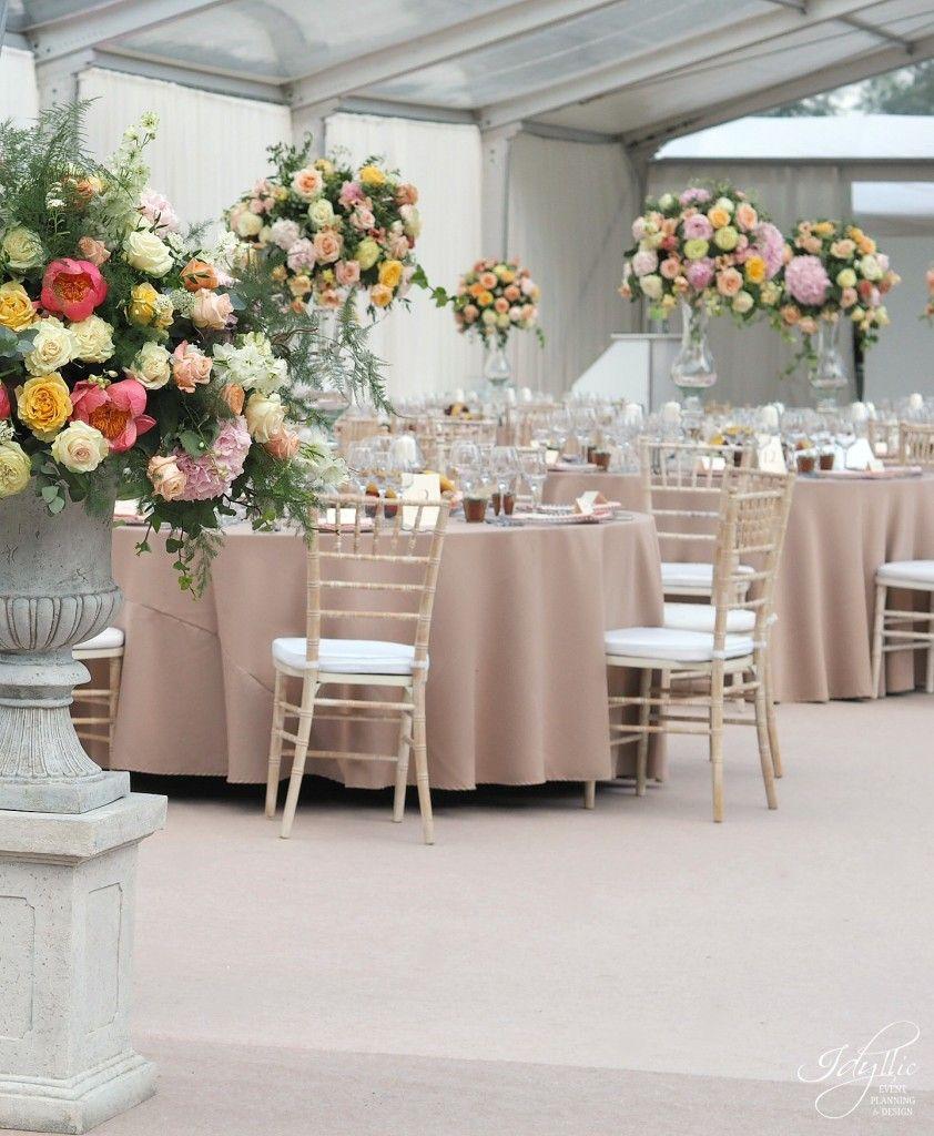 Decor Nunta Aranjamente Florale Nunta Organizare Si Decor By
