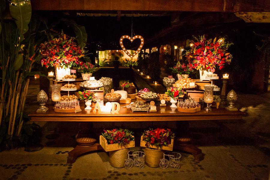 Casamento diurno na fazenda – Ana Paula