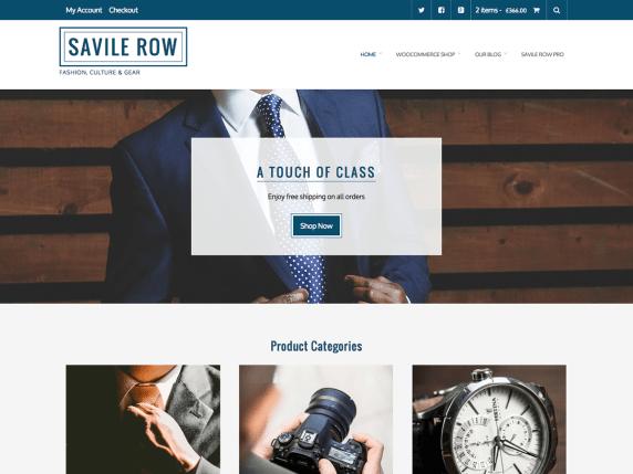 Savile Row — Free WordPress Themes | Graphic & WEB DESIGN & drawings ...