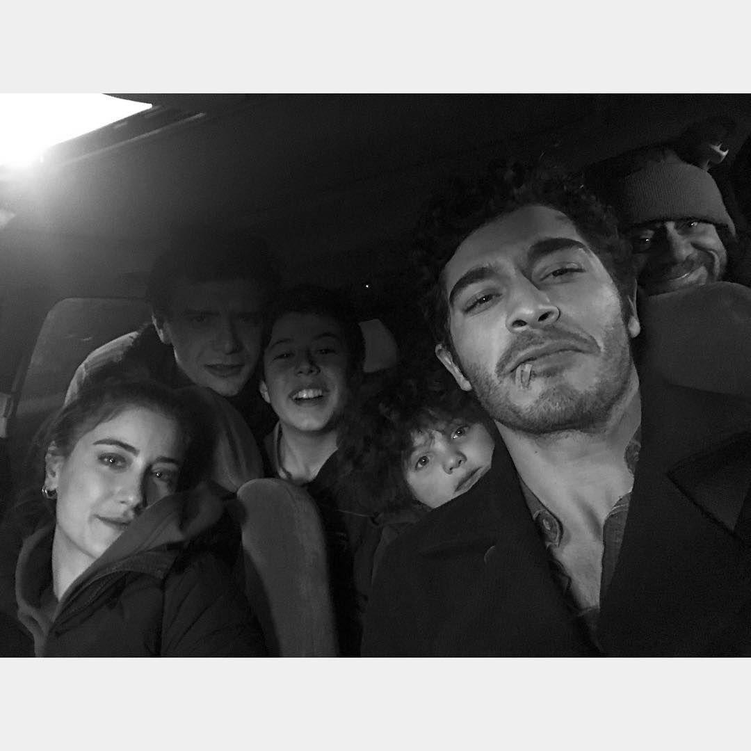 515 7k Likes 5 354 Comments Burak Deniz Burakdeniz On Instagram What A Crew Actors Turkish Actors Instagram