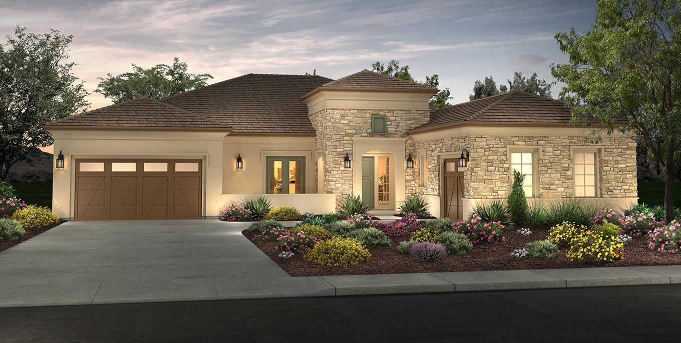 Beautiful Single Story Houses: Vista Dorado Now Open: Big, Beautiful Homes In A Gated