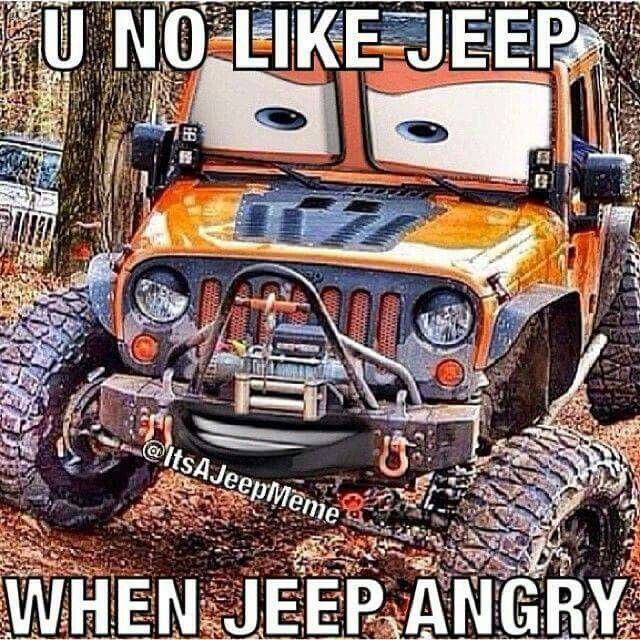 Angry Eyes Jeep Memes Jeep 4x4